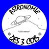 Astronomie des 3 cols